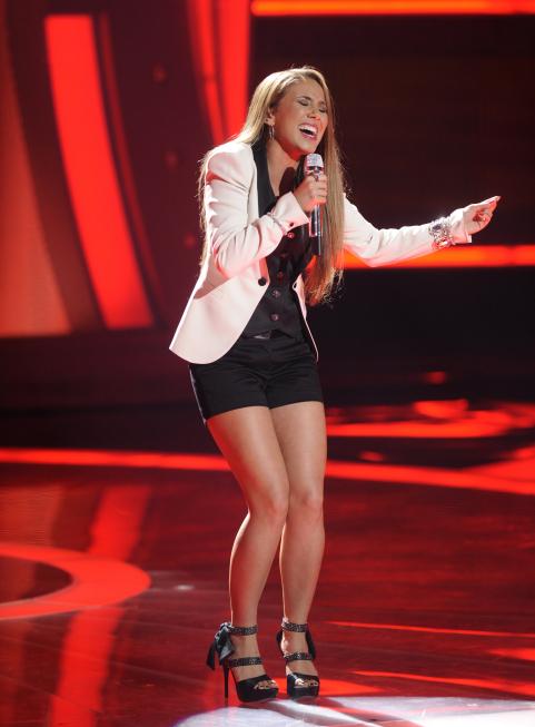 american idol 2011 haley reinhart. Haley Reinhart in AMERICAN