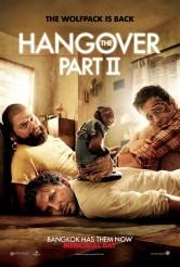 THE HANGOVER PART II poster | ©2011 Warner Bros.
