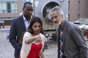 Malik YOrba, Azita Ghanizada and David Strathairn in ALPHAS - Season 1 |©2011 Syfy/Ken Woroner