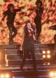 "Rebecca Black performs her hit ""Friday"" on AMERICA'S GOT TALENT - Season 6 - ""You Tube Picks""   ©2011 NBC/Chris Haston"