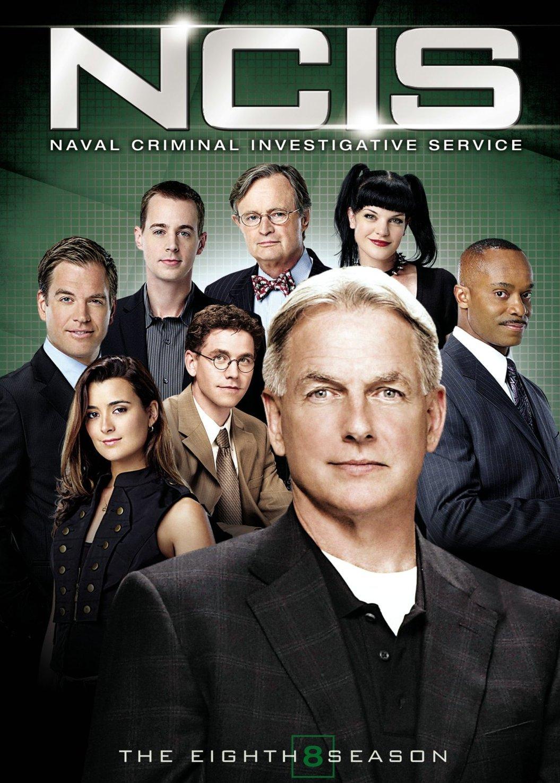 NCIS Season 8 DVD Cover