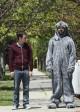 "Elijah Wood and Jason Gann in WILDRED - Season 1 - ""Isolation"" | ©2011 FX/Ray Mickshaw"