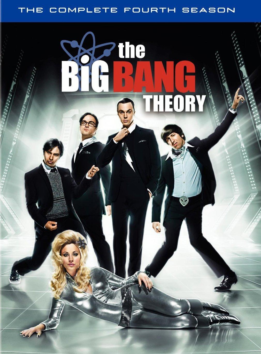THE BIG BANG THEORY SEASON 4 | © 2011 Warner Home Video