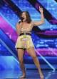 "Ashley Sansone performs on THE X FACTOR - Season 1 - ""Auditions No. 3"" | ©2011 Fox/Ray Mickshaw"