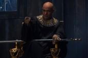 """Faran Tahir in SUPERNATURAL - Season 7 - """"Defending Your Life""""   ©2011 The CW/Jack Rowand"""