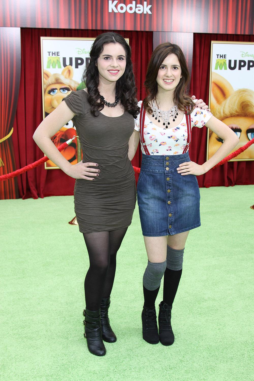 Vanessa Marano and Laura Vanessa Marano And Laura Marano