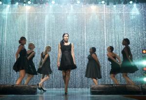 "Naya Rivera in GLEE - Season 3 - ""Mash Up"" | ©2011 Fox/Adam Rose"