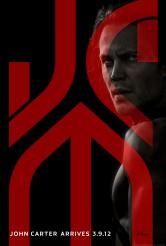 JOHN CARTER teaser poster | ©2012 Walt Disney Pictures