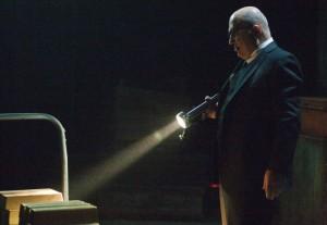 "Jonny Coyne in ALCATRAZ - Season 1 - ""Sonny Burnett"" | ©2012 Fox/Liane Hentscher"