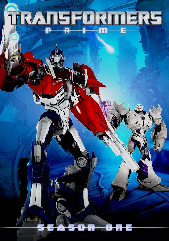 Robot Bi?n H�nh - Transformers Prime Season 1