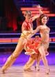 "Jack Wagner and Anna Trebunskaya in DANCING WITH THE STARS - Season 14 - ""Week 3"" | ©2012 ABC/Adam Taylor"