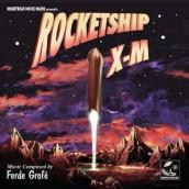 ROCKETSHIP X-M soundtrack | ©2012 Monstrous Movie Music