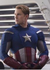 THE AVENGERS Chris Evans Captain America | (c) 2012 Walt Disney/Zade Rosenthal
