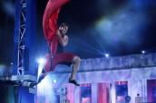 "A contestant competes in AMERICAN NINJA WARRIOR - Season 4 ""MidWest Regionals""   ©2012 G4/Bill Matlock"