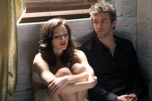 "Katharine McPhee and Jack Davenport SMASH - Season 1 - ""Bombshell"" | ©2012 NBC/Eric Liebowitz"