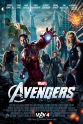 THE AVENGERS movie poster | (c) 2012 Marvel