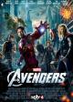 THE AVENGERS movie poster   (c) 2012 Marvel