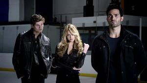 "Daniel Sharman, Gage Golightly and Tyler Hoechlin in TEEN WOLF - Season 2 - ""Ice Pick"" | ©2012 MTV"