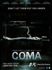 COMA - miniseries poster | ©2012 A&E