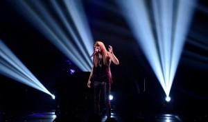 Angie Miller performs the Beatles on AMERICAN IDOL | (c) 2013 Frank Micelotta/FOX