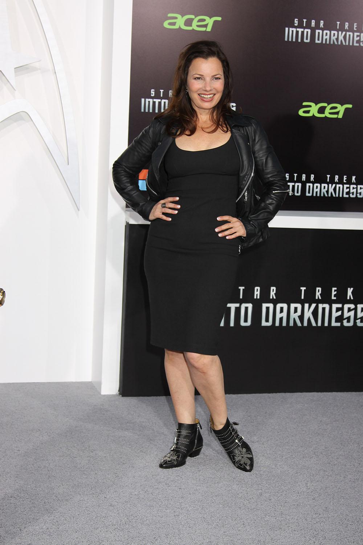 Fran Drescher at the Los  Fran Drescher 2013