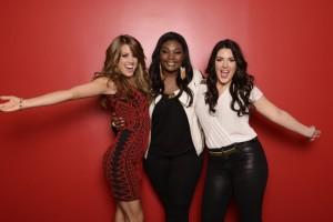 The Top 3 contestants on AMERICAN IDOL Season 12 | (c) 2013 Fox/Michael Becker