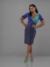 Tamala Jones in CASTLE - Season 5 | ©2013 ABC/Bob D'Amico