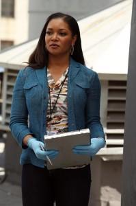 "Tamala Jones in CASTLE - Season 5 - ""Watershed"" | ©2013 ABC/Richard Cartwright"