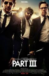 THE HANGOVER III movie poster | ©2013 Warner Bros.