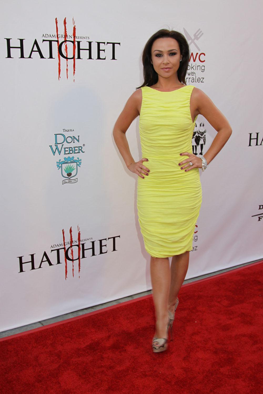 Danielle Harris supernatural
