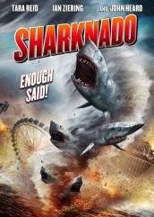 SHARKNADO poster | ©2013 Syfy