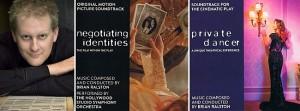 Brian Ralston / NEGOTIATING IDENTITIES / PRIVATE DANCER soundtrack | ©2013 Perseverance Records