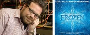 Christophe Beck / FROZEN soundtrack | ©2013 Walt Disney Records