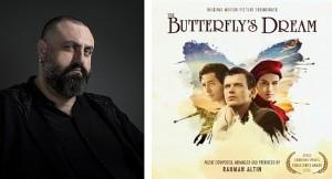 Rahman Altin / THE BUTTERFLY'S DREAM soundtrack | ©2013 DMC