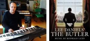 Rodrigo Leao / THE BUTLER soundtrack | ©2013 Verve International