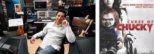 Joseph Lo Duca / CURSE OF CHUCKY soundtrack | ©2013 Back Lot Music