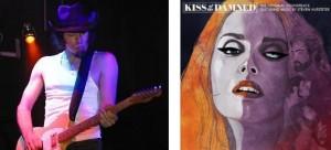 Steve Huffsteter / KISS OF THE DAMNED soundtrack | ©2013 Soraya Recordings