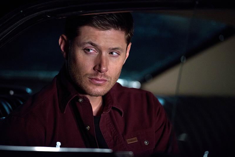 Supernatural Jensen Jensen Ackles in Supernatural