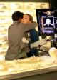 "Brennan (Emily Deschanel) and Rodolfo Fuentes (guest star Ignacio Serricchio) stars in BONES ""The Psychic in the Soup"" | © 2015 Patrick McElhenney/FOX"