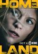 HOMELAND - Season 5 key art | ©2015 Showtime