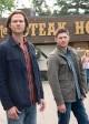 Jared Padalecki as Sam and Jensen Ackles as Dean in SUPERNATURAL | © 2015 Diyah Pera /The CW