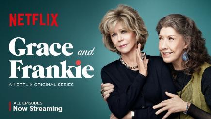 Netflix Grace and Frankie