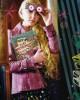 Evanna Lynch as Luna Lovegood in the HARRY POTTER movies   ©2007 Warner Bros.