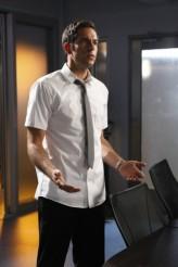 "Zachary Levi in CHUCK - Season 4 - ""Vs. The Cubic Z."" | © 2010 NBC Universal"
