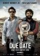 ©2010 Warner Bros. DUE DATE movie poster