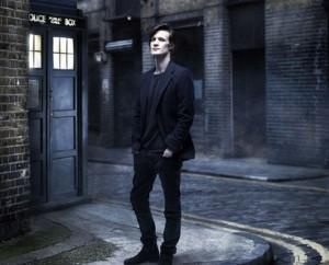 © 2010 BBC   Matt Smith in DOCTOR WHO