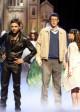 "John Stamos, Cory Monteith and Lea Michele in GLEE - Season 2 - ""The Rocky Horror Glee Show""   © 2010 Fox/Adam Rose"