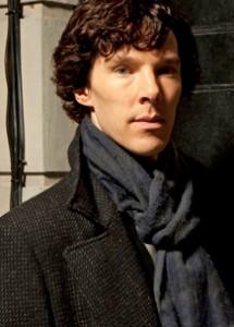 © 2010 PBS | Benedict Cumberbatch in MASTERPIECE MYSTERY: SHERLOCK