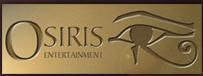 OSIRIS Entertainment logo