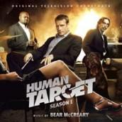 HUMAN TARGET TV Soundtrack | © 2010 La La Land Records